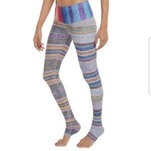 Niyama Sol Mayan Striped Endless Leggings